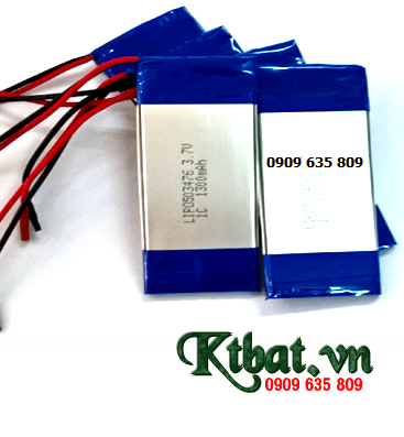 Pin bộ đàm Li-po 503476 Li-polymer 3.7v với 1300mAh chính hãng Gens Đức