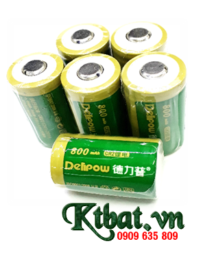 Pin sạcCR2-ICR2 Lithium 3v Rechargeable Battery