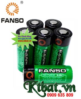 Pin PLC FANSO CR17450E lithium 3v; pin nuôi nguồn CR17450E