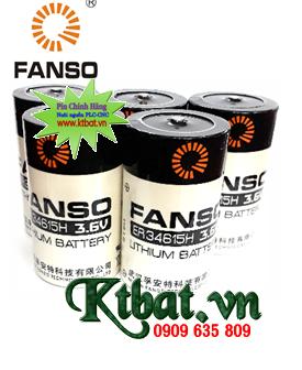 Pin PLC FANSO ER34615H lithium 3.6v D 19000mAh; pin nuôi nguồn ER34615H