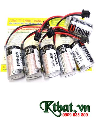 Pin PLC Yaskawa JZSP-BAT01 size 1/2AA lithium 3.6v Made in Japan