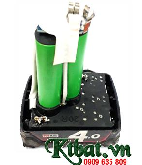 Pin máy khoan MH12-4.0AH; Pin sạc Lithium Li-Ion máy khoan MH12-4.0AH; Pin sạc MH12-4.0AH