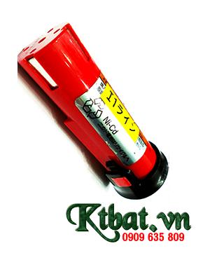 Pin máy khoan National 9.6v-2000mAh chính hãng, thay pin máy khoan